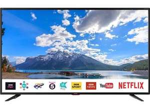 SHARP LC-40UI7552K 40 INCH 4K ULTRA HD HDR SMART LED TV WITH FREEVIEW HD £249 @ Box