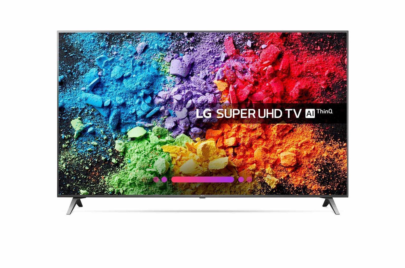 LG 55SK8000PLB 55 Inch Super UHD TV £519 @ Box