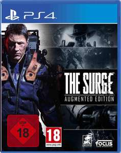 The Surge: Augmented Edition (PS4) £9.72 Delivered @ Amazon.de