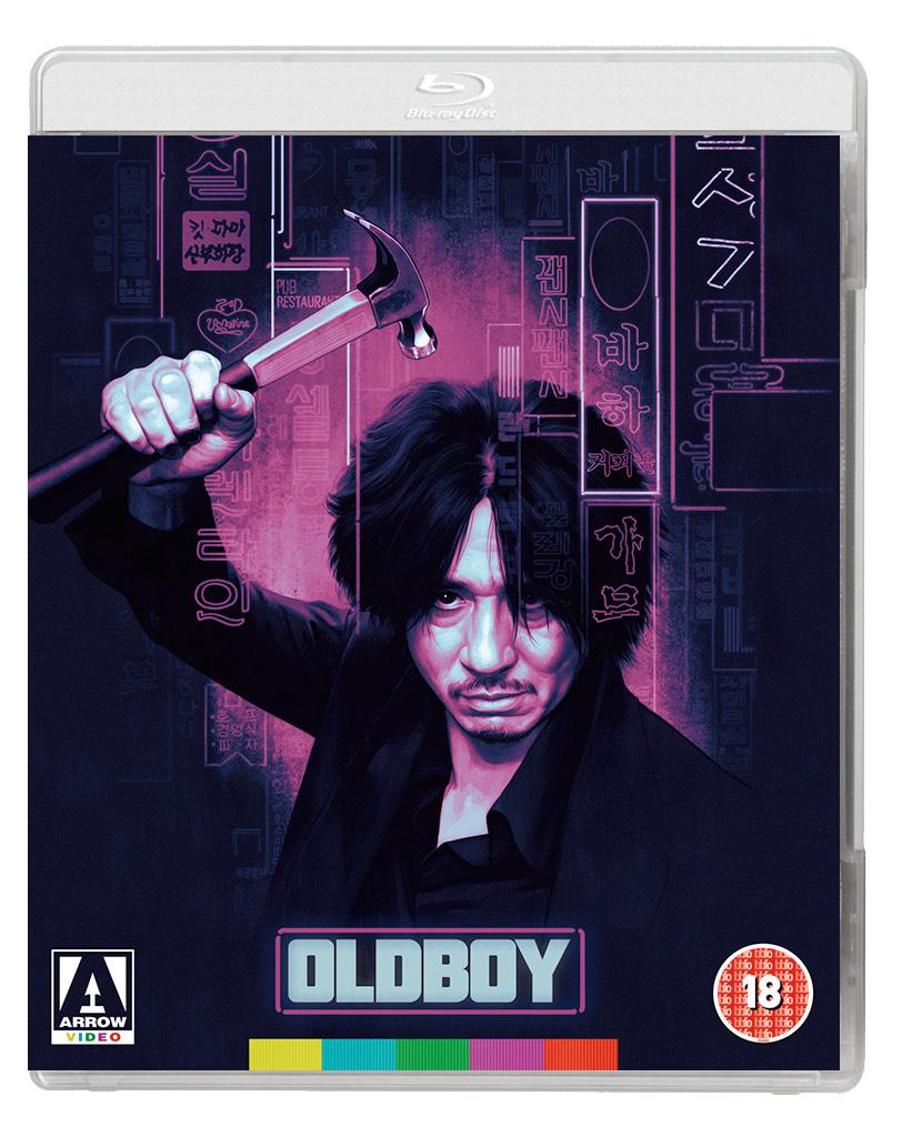 Oldboy (Arrow Blu-Ray) @ HMV Online £7.99 + £2.00 postage