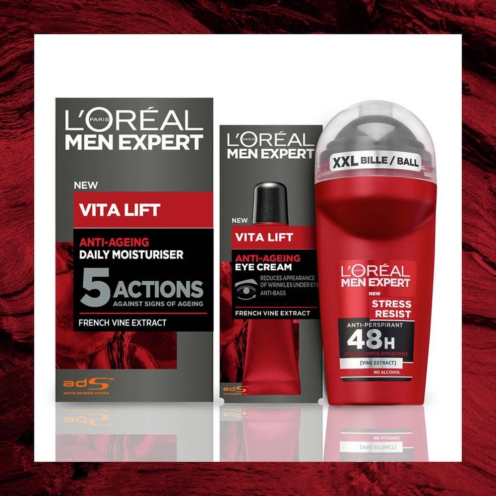 L'Oreal Men's Expert Vita Lift kit - £10.99 @ Argos