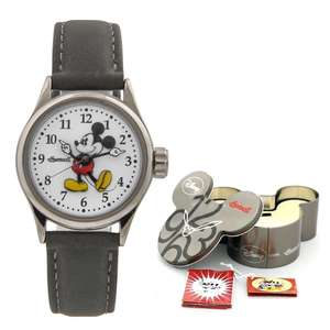 Disney by Ingersoll Mickey Mouse Classic Watch In Presentation Box £28.49 With Next Day Delivery @ Watches2U