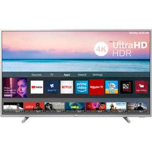 "Philips 55PUS6554 55"" Smart 4K Ultra HD TV with HDR10+, Dolby Vision & Atmos £341.10 w/ code (65"" 65PUS6554 £467.10) @ AO"