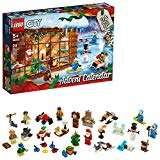 LEGO 60235 City Advent Calendar £5.74 with Prime @ Amazon - Due in stock February 10