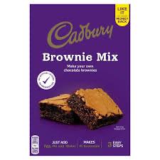Cadbury's Chocolate Brownie/Cookie Mix £2 @ Tesco & Heron Foods