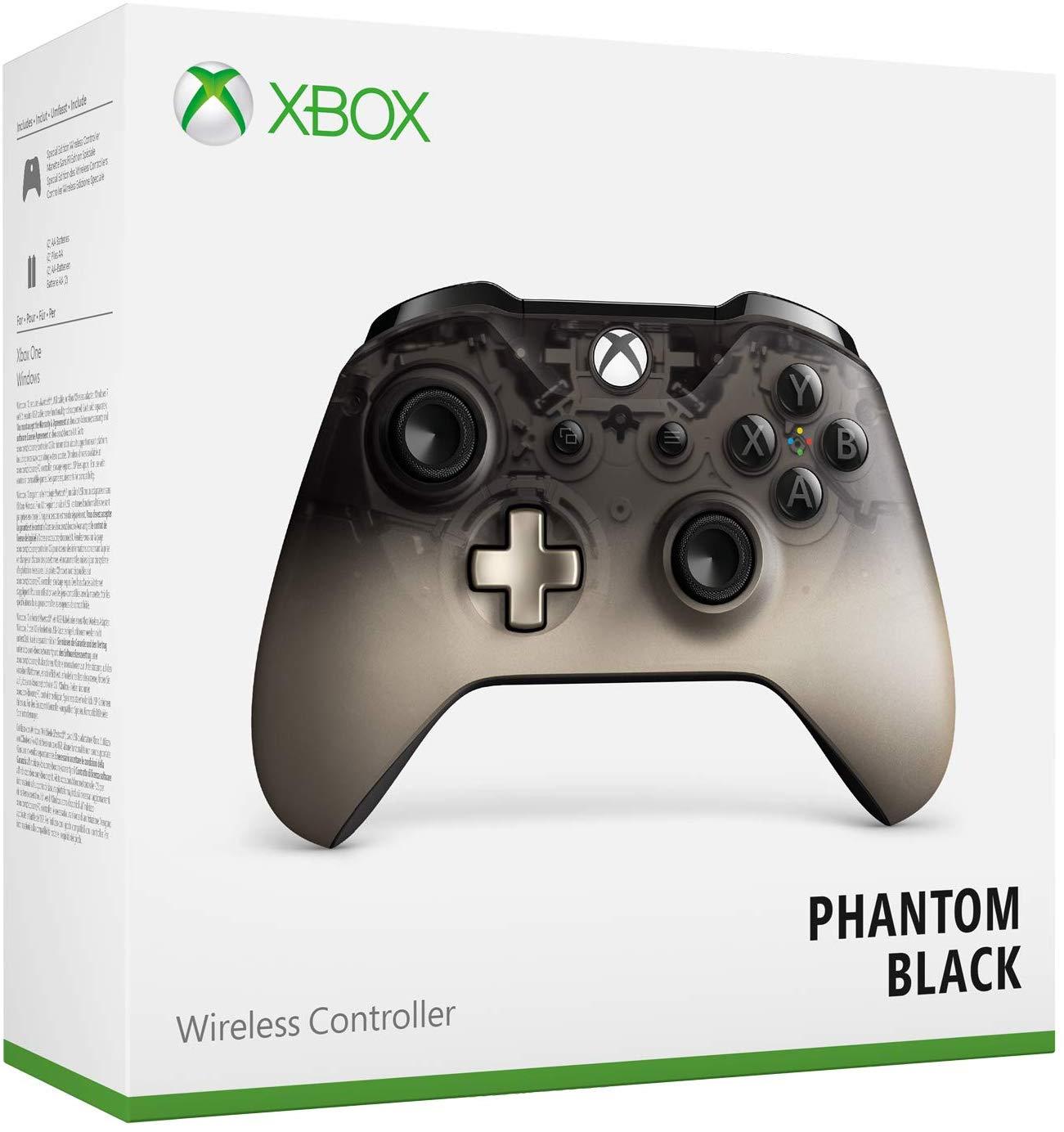 Microsoft Xbox Phantom Black - £31.89 Delivered @ Amazon.it
