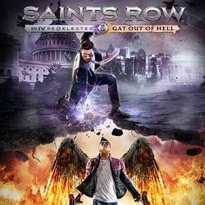[Xbox One] Saints Row IV: Re-Elected & Gat out of Hell - £4.79 @ Microsoft Store