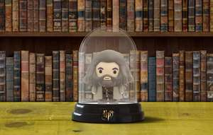Paladone Hagrid Mini Bell Jar Light now £3 (Prime) + £4.49 (non Prime) at Amazon