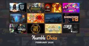 Humble Choice Feb '20 - Choose from 3 Games for £11.99 / 9 for £15.99 (10 for ~£10 - Classic) Incl. Frostpunk, Okami HD + more