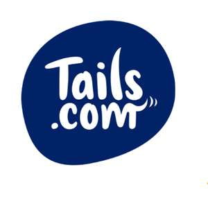 One months free dog food, just pay £2.00 towards postage @ Tails