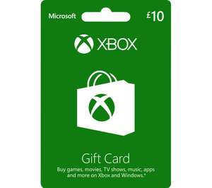Xbox Live Gift Card - £10 - FREE 6 month Spotify Premium @ Currys