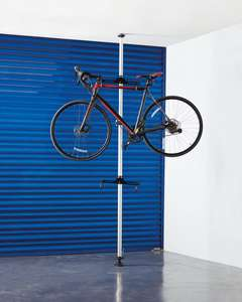 Bikemate Floor To Ceiling Bike Stand £4.99 instore @ Aldi Brandon
