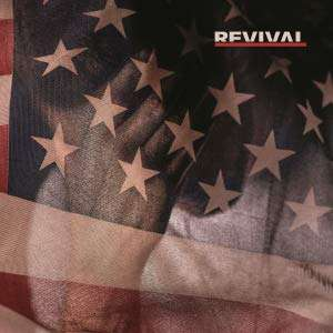 Revival by Eminem (Standard Edition) CD £2.45 + £2.99 NP Sold by Springwood Media and Fulfilled by Amazon