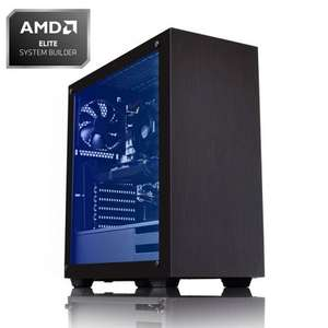 AWD Stronghold 2600 Six Core 3.9GHz RX 580 8GB Desktop PC £490 @ AWT-IT