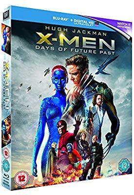 X-Men days of future past blu ray £1.80 @ Amazon (£2.99 p&p non prime)