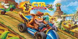 Crash Team Racing Nitro-Fueled - £20.99 (digital) Nintendo Switch @ Nintendo eShop
