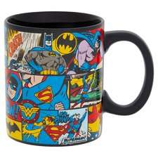Dc Comic Mug - £3 @ Tesco