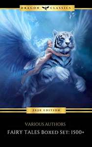 1500+ Fairy Tales Boxed Set: : Cinderella, Rapunzel, The Little Mermaid, Beauty and the Beast, Aladdin Etc Kindle Edition - Free @ Amazon