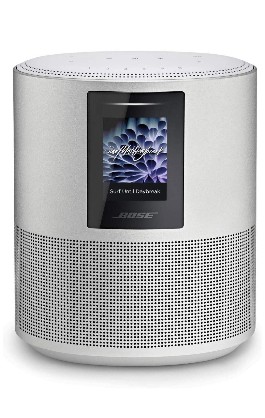 Bose Home Speaker 500 £284.49 delivered @ Amazon DE