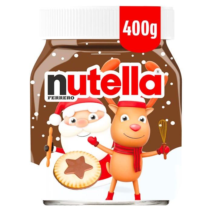 Nutella Hazelnut Chocolate Spread 400g £1 + £4.95 delivery (min spend £20) @ Poundshop
