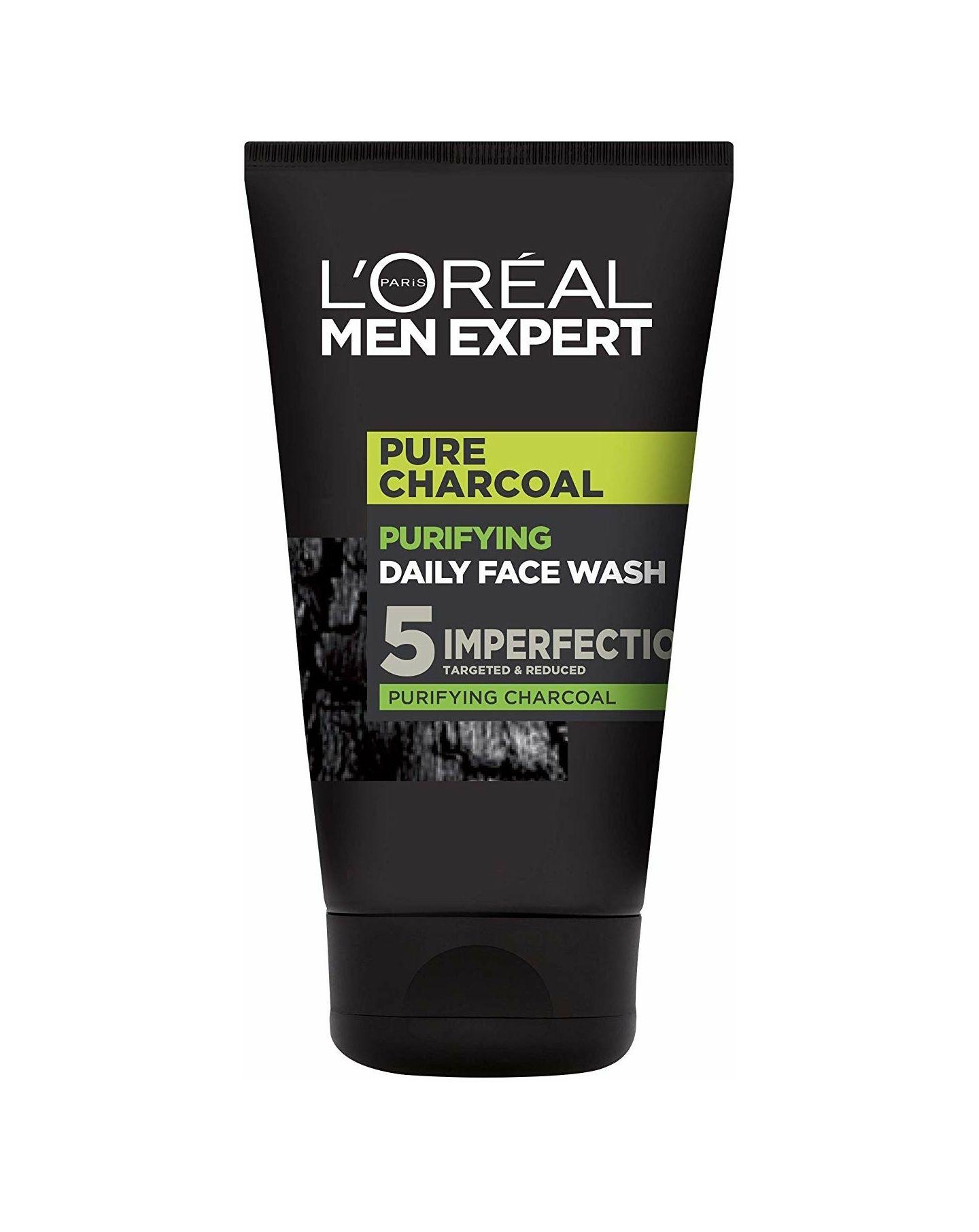 L'Oreal Men's Purifying Face Wash £2.50 Prime / + £4.49 non Prime @ Amazon