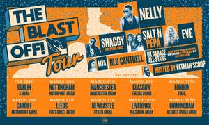 53% off Kisstory, The Blast Off Tour tickets £29 - £37 @ Groupon
