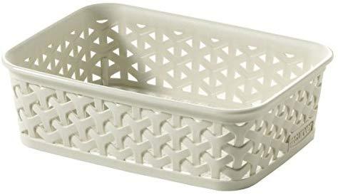CURVER My Style 2045070 A6 Plastic Basket Cream £2.51 @ Amazon