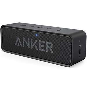 Anker SoundCore 24-Hour Playtime Bluetooth Speaker with 10W £23.99 (Apply Voucher) Sold by AnkerDirect and Fulfilled by Amazon