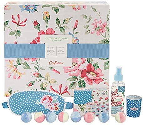 Cath Kidston Beauty Cottage Patchwork Sleep Set - £13.52 @ Amazon Prime (+£4.49 non-Prime)