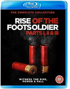 Rise of the Footsoldier: Parts 1-3 Blu Ray £6.99 Amazon Prime (+ £2.99 Non Prime)