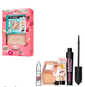 Benefit Makeup Megastars Set including 3 Full Size items + an extra 10% off using code SALE10 + free click & Collect £24.86 @ Boots