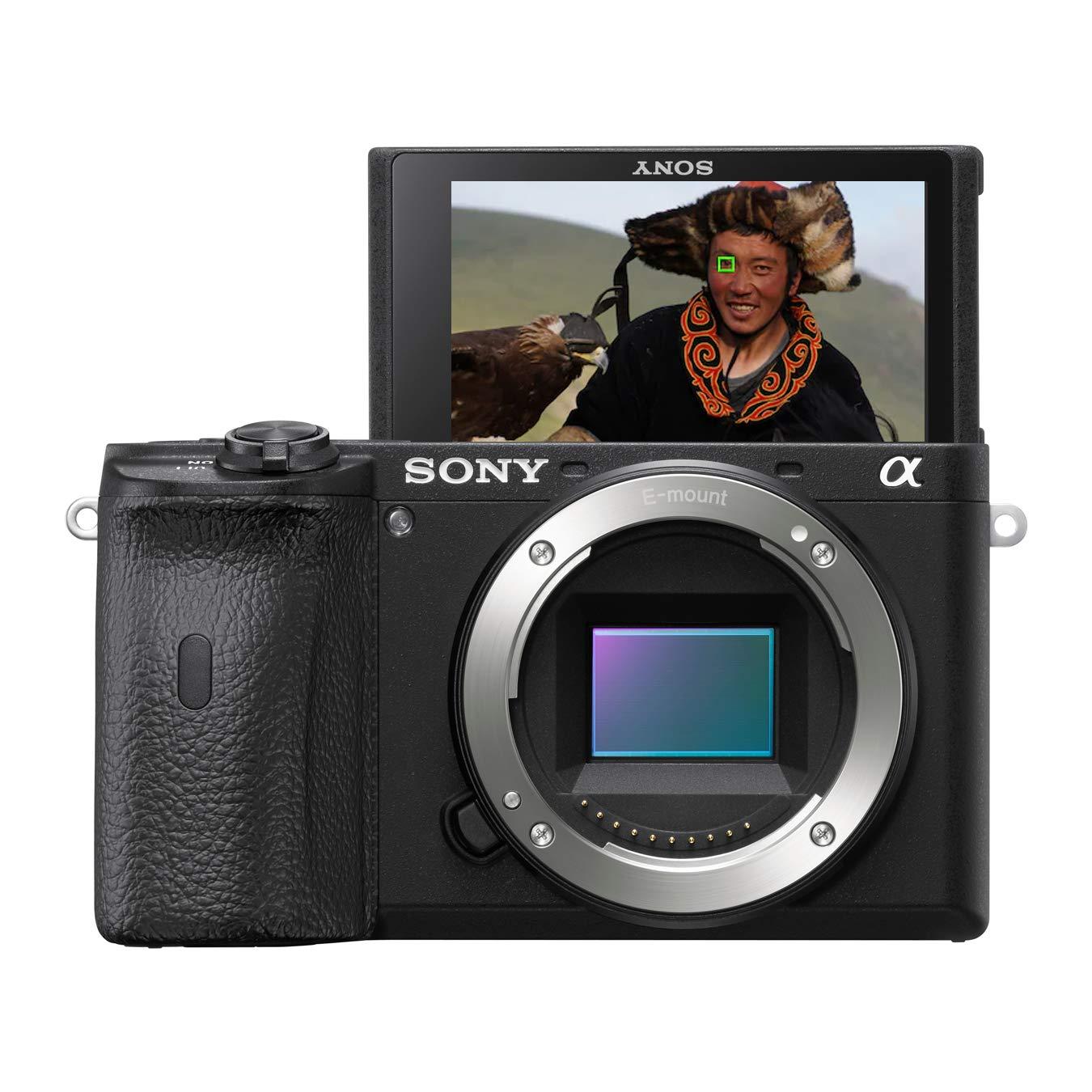 Sony Alpha 6600 Premium Mirrorless APS-C Camera £1149.97 @ Amazon