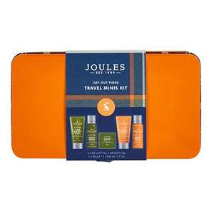 Joules Mens Travel kit - £5.62 plus £1.50 delivery @ Boots Shop