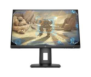 HP 24x 144Hz FHD TN NVIDIA G-Sync compatible + FreeSync 1ms speakers (1 DP, 1 HDMI) Gaming Monitor £159.99 at amazon