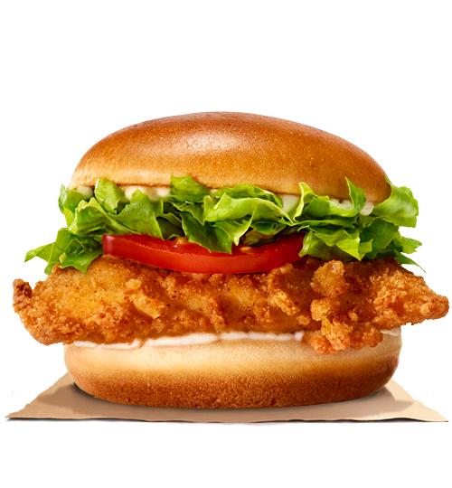 Crispy Chicken Meal (Crispy Chicken + fries + drink) - £3.99 @ Burger King app