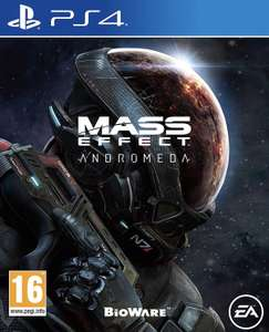 Mass Effect: Andromeda (PS4) £3.99 @ Playstation Store