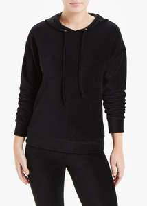 Women's Velour Cord Hoodie £4 @ Matalan (Free Click and Collect)