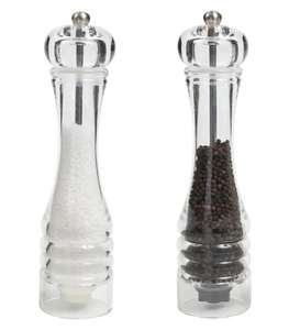 T&G Woodware Large Capstan Salt Mill or Pepper Mill (25.5cm Tall) - £6.97 @ Currys PC World