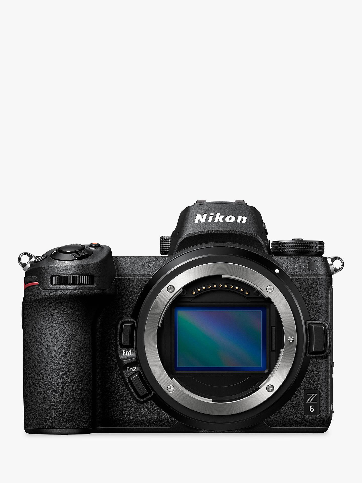 Nikon Z6 Body Only - £1199.99 @ John Lewis & Partners