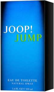 Joop! Jump Eau de Toilette 100ml £15.99 (+£4.49 Non Prime) @ Amazon