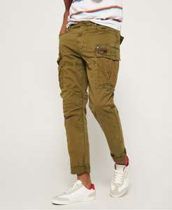 Superdry Core Lite Parachute Pants (size 28/32 only) £16.49 delivered @ Superdry on Ebay