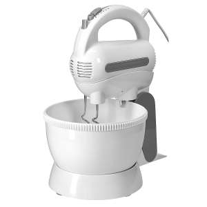 Hand Mixer with Rotating Bowl £18.99 instore @ Clas Ohlson