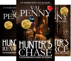 The Edinburgh Crime Mysteries Books 1-3 by Val Penny FREE on Kindle @ Amazon