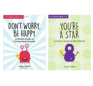 Dont Worry Be Happy - A Childs Guide to Overcoming Anxiety / You're A Star - A Childs Guide to Self Esteem £2.40 with code @ The Works (C&C)