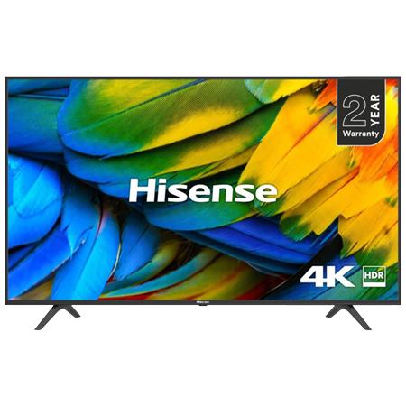 Hisense H50B7100UK 50 Inch Ultra HD 4K Smart LED TV Black + 5 Year Warranty £299 @ RGB Direct
