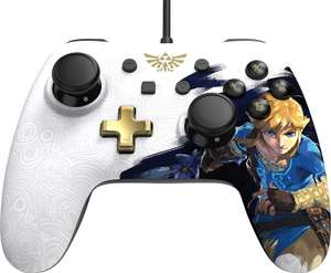 Nintendo Switch link themed controller - £11.25 in-store @ Tesco, South Yorkshire
