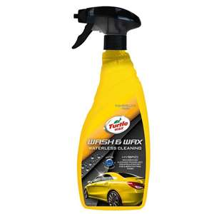 Turtlewax Waterless wash 750m - £3.29 + Click and Collect @ Euro Car Parts