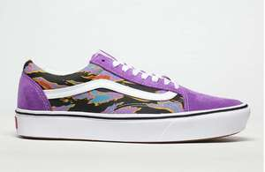 Womens Vans Comfycush Old Skool Trainers now £26.99 @ Schuh Free Click & Collect or £1 delivered