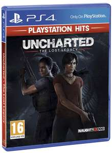 Uncharted: The Lost Legacy (£11.39 with ps plus/ £12.99 without) @ PlayStation Store
