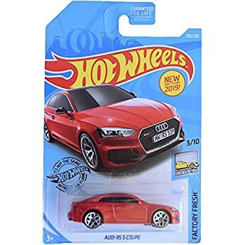 Hot Wheels 2018 '17 Audi RS 6 Avant Red 5/10 Factory Fresh 271/365 - 45p instore @ Wilko, Altrincham